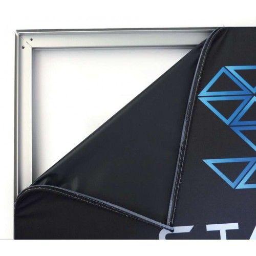 Réassort de visuel pour cadre tissu tendu