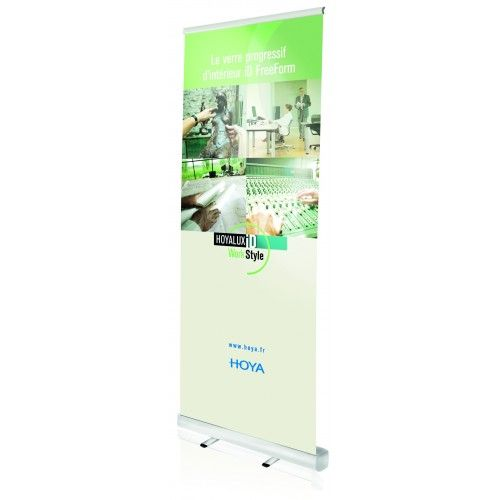 Création graphique Roll-up - Kakemono