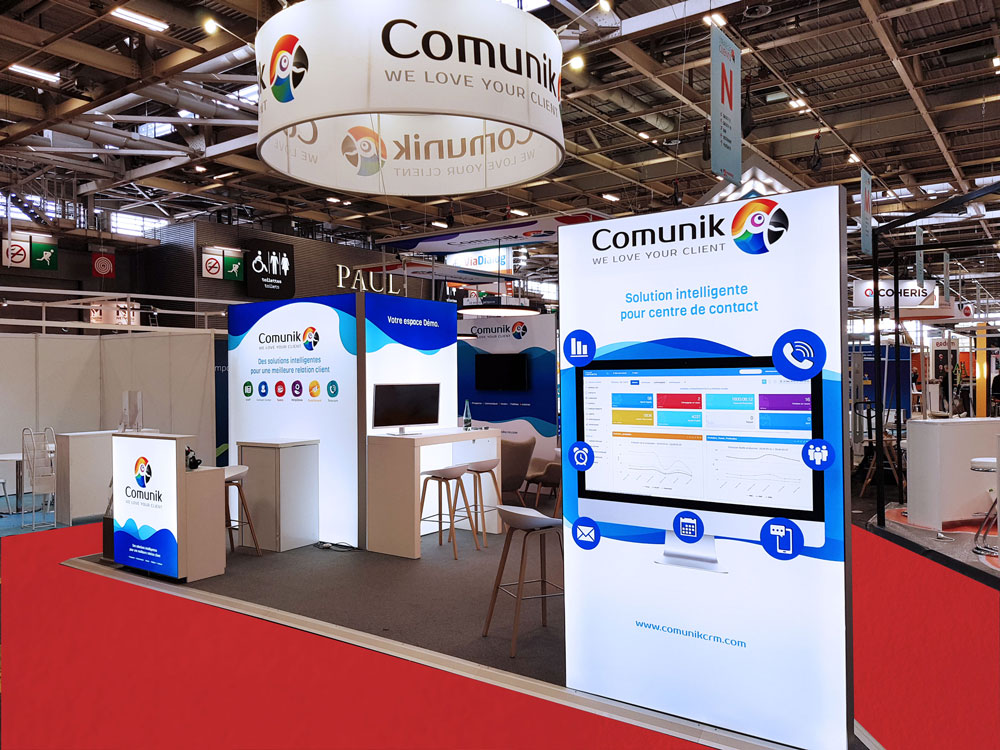 Stand Comunik E-marketing 2019
