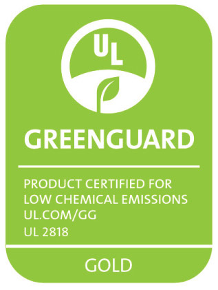 logo greenguard gold