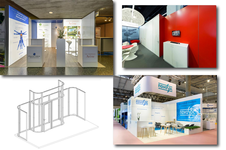 installateur de stand d 39 exposition pour salon