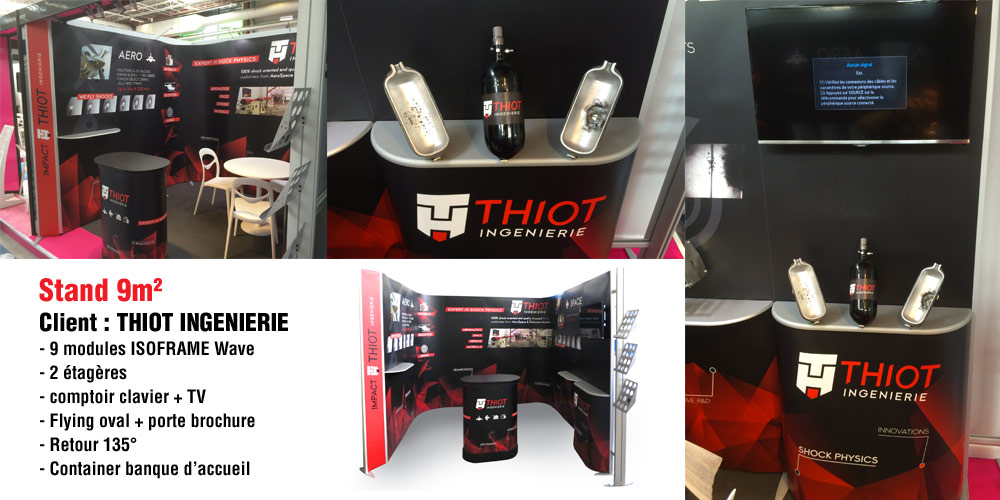 Stand Thiot Ingenierie ISOframe