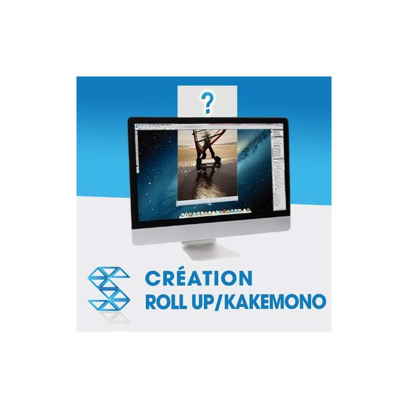 creation graphique stand