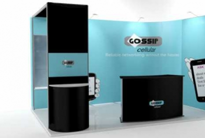 Stand modulaire ISOFRAME